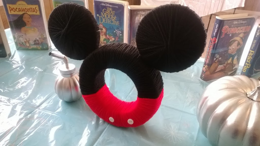 Mickey decoration