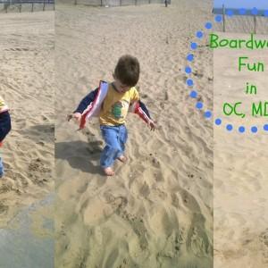 Ocean City, MD Boardwalk