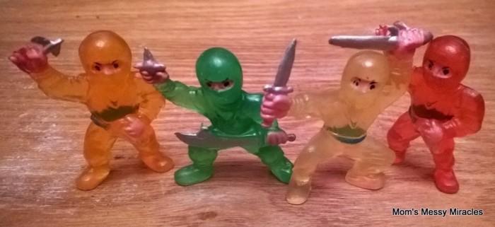 Oriental Trading Ninja Warriors