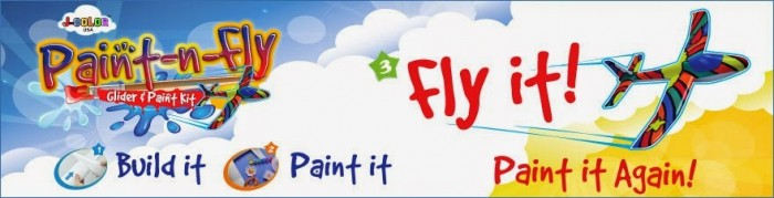 Paint-n-fly