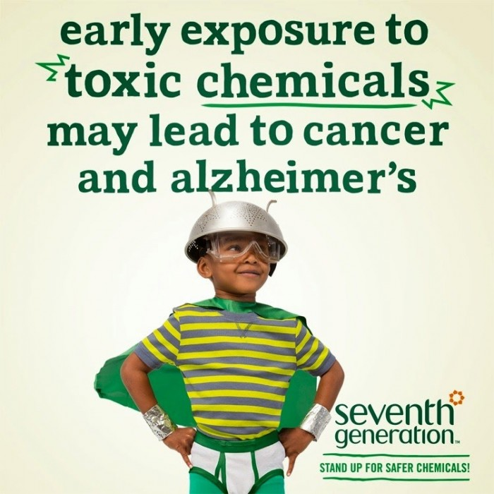 Toxic chemicals may lead to cancer