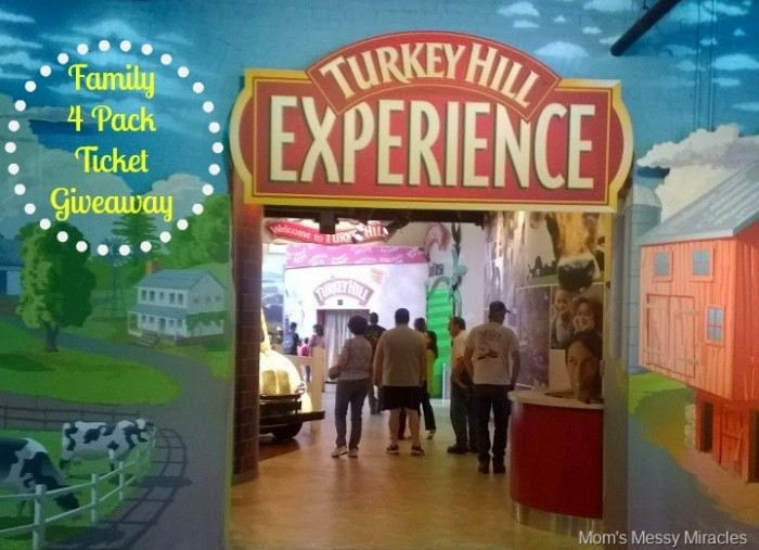 Turkey Hill Experience Giveaway