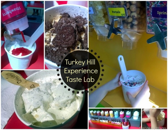 Turkey Hill Experience Taste Lab