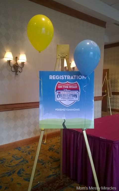 Registration at DisneySMMoms OTR