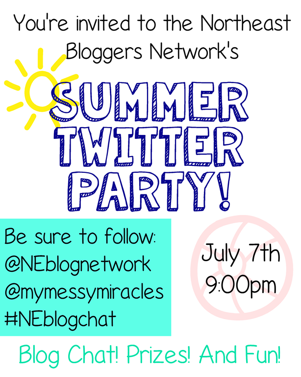 Summer Twitter Party