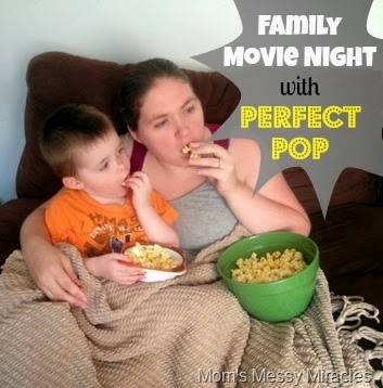 Family Movie Night with Perfect Pop