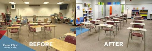 GreatList Makeover classroom