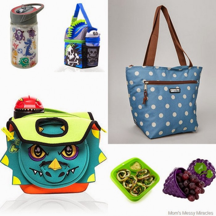 zulily Back to School Lunch