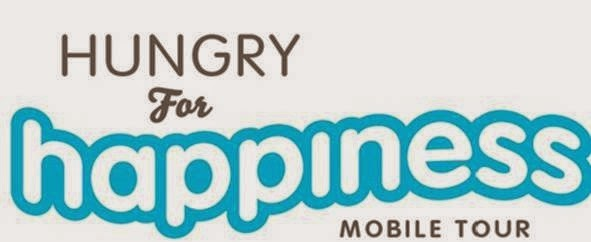 Hungry For Happiness Mobile Tour logo