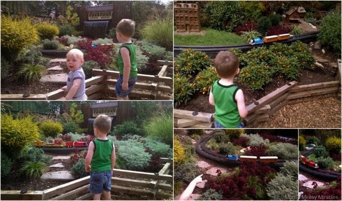 Garden Railway Longwood Gardens