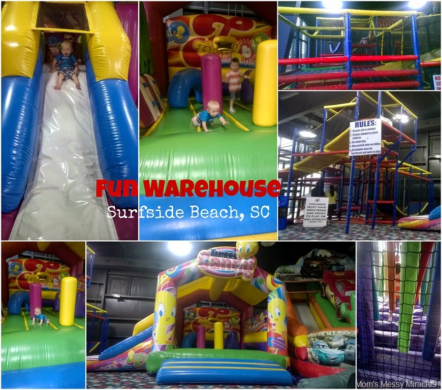 Inflatables Soft Play Fun Warehouse