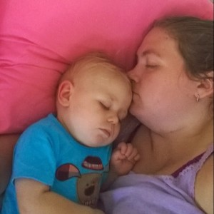 Breastfeeding and Cups and Tears