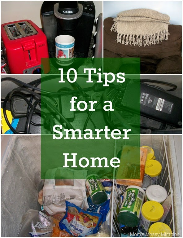 10 Tips for a Smarter Home