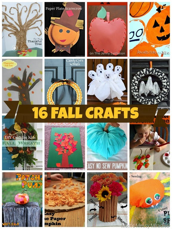 16 Fall Crafts You Need To Make