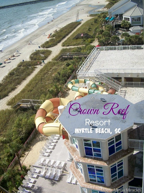 Our Getaway To Crown Reef Resort In Myrtle Beach The
