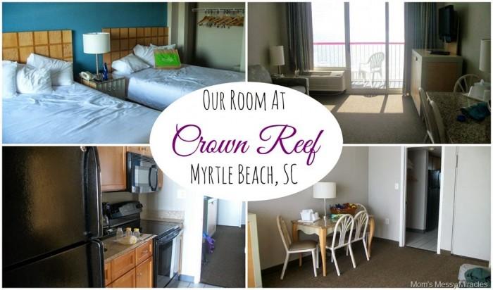 Crown Reef Room in Myrtle Beach