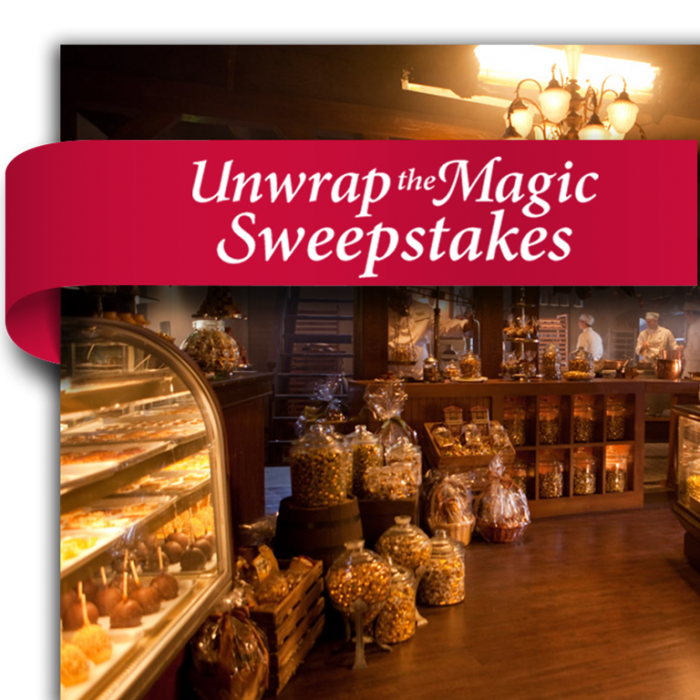 Unwrap the Magic Sweepstakes