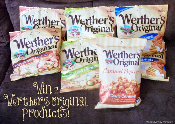 Win 2 Werther's Original Products