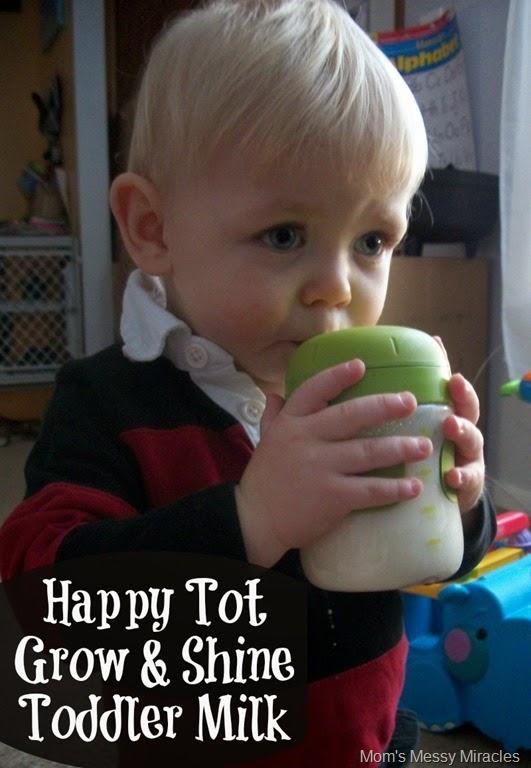 Happy Tot Grow & Shine Toddler Milk
