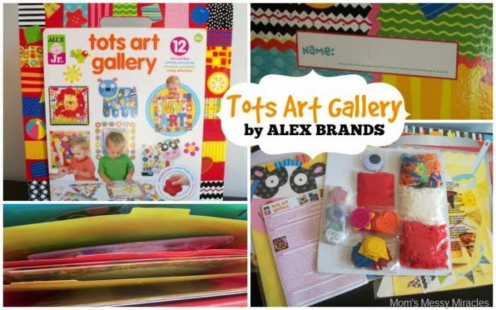 Tots Art Gallery ALEX BRANDS