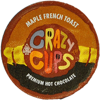 maple french toast crazy cups