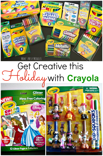 Creative Gifts from Crayola