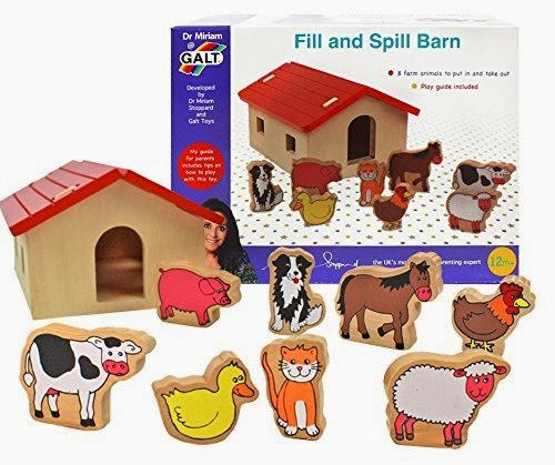 Galt Fill and Spill Barn