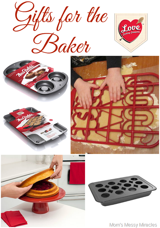 Gifts for the Baker Love Cooking