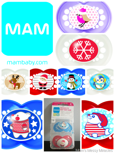 MAM Baby Pacifiers