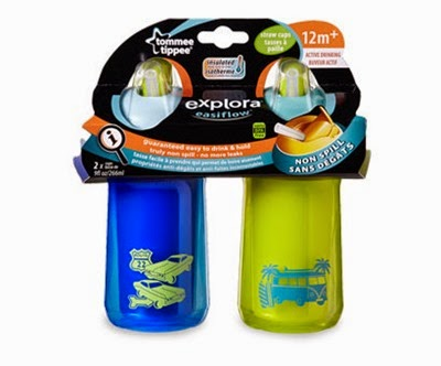 Tommee Tippee Turly Spill Proof Straw