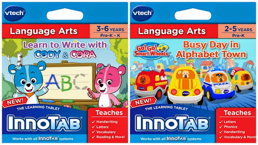 VTech InnoTab Cartridge Games