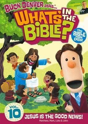 what's in the bible vol 10