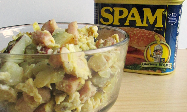 Spam Taters & Eggs