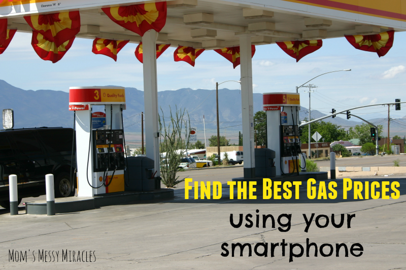 GasBuddy on your smartphone