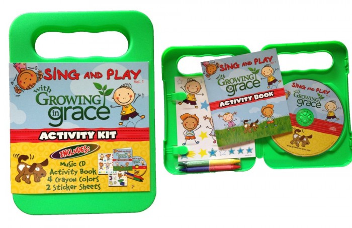 Growing in Grace Activity Kit