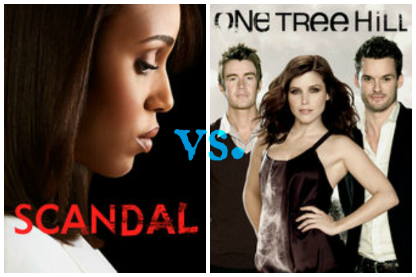Scandal vs One Tree Hill