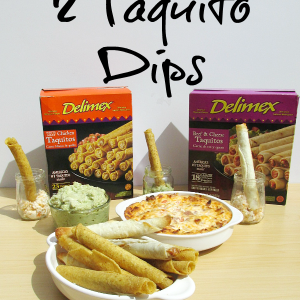 2 Taquito Dips