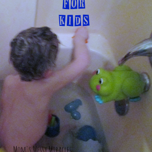 5 Bath Safety Tips for Kids