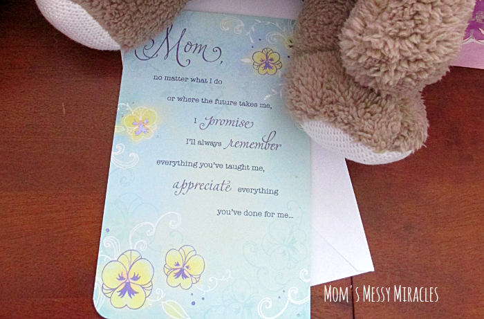 American Greetings Mother's Day Card