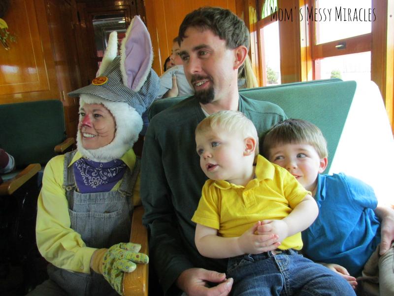 Easter Bunny Strasburg