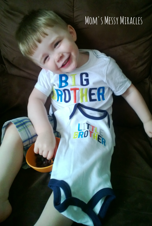 Gender Reveal Big Little Brother