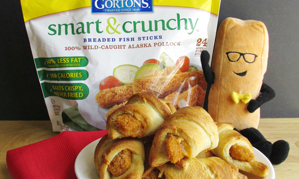 Gorton's Fish Stick Roll-Ups