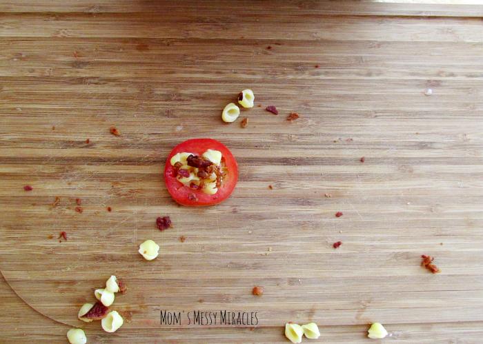 Mac & Cheese RITZ one left