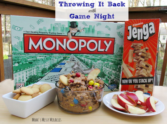 Throwing it Back with Game Night - The Shirley Journey