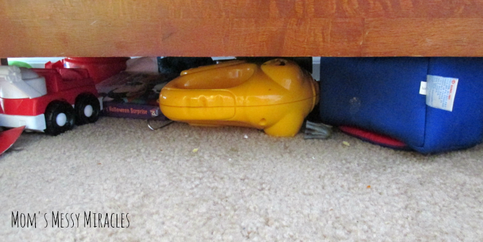 Under the Furniture Cleaning