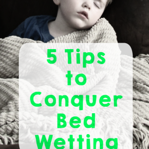 Conquer Bed Wetting Tips