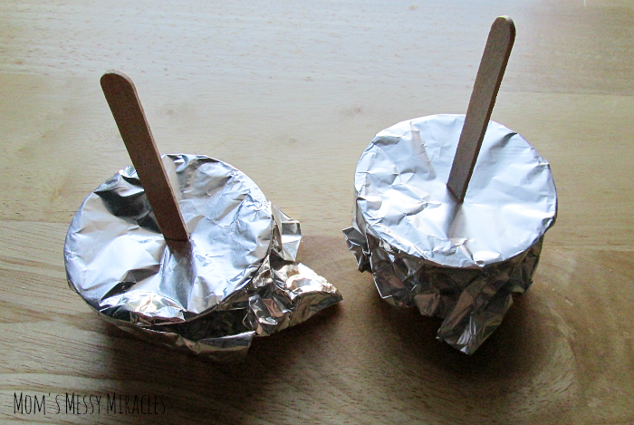 Mott's Sticks in Foil