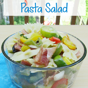 Perfect Summer Pasta Salad