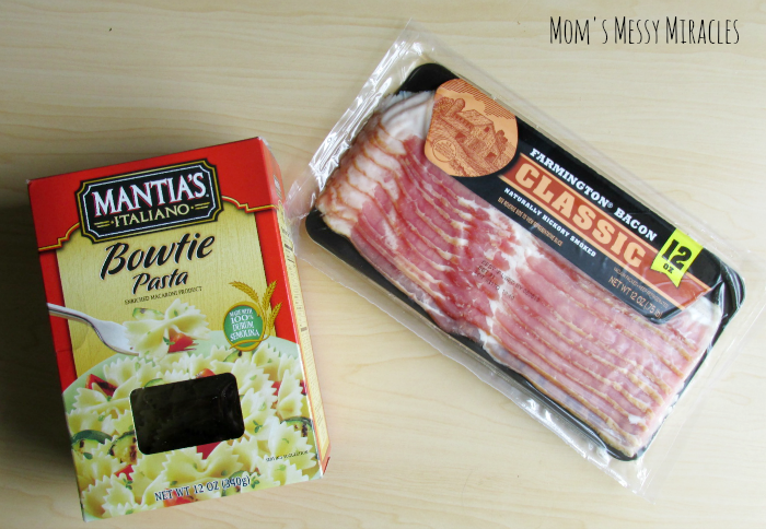 SaveALot Pasta Salad Bacon
