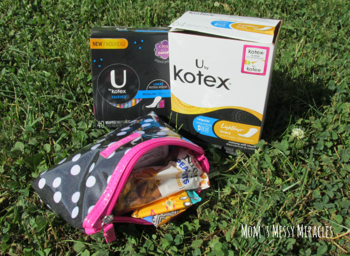 U by Kotex Survival Kit